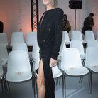 Céline Dion au défilé Alexandre Vauthier