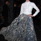 Coco Rocha au défilé Dior