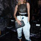Elena Perminova au défilé Dior