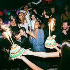 L'anniversaire de Cindy Bruna