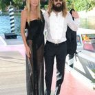 Heidi Klum et Tom Kaulitz au défilé Dolce & Gabbana