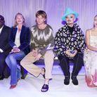 Edward Enninful, Kate Moss, Jordan Barrett, Boy George et Olga Kurylenko