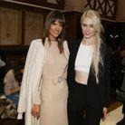 Alessandra Ambrosio et Coco Rocha au défilé Bonpoint