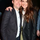 Keira Knightley et Christopher Bailey