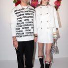 Joe Jonas et Sophie Turner au dîner Louis Vuitton