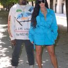 Kayne West et Kim Kardashian