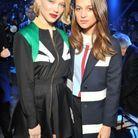 Léa Seydoux et Alicia Vikander au défilé Louis Vuitton