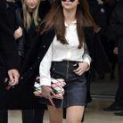 Selena Gomez au défilé Louis Vuitton