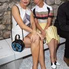 Sienna Miller et Ruth Negga