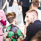 David et Cruz Beckham