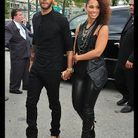 Peopl tapis rouge defiles fashion week new york alicia keys swizz beats
