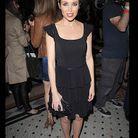 Peope tapis rouge defiles fashion week londres Dannii Minogue