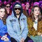 Charlotte Casiraghi et Jared Leto au défilé Gucci