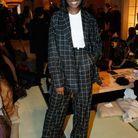 Karidja Touré au défilé H&M Studio