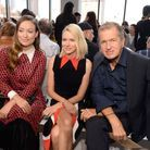 Olivia Wilde, Naomi Watts et Mario Testino au défilé Michael Kors Collection