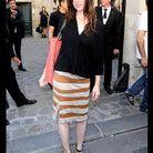 People tapis rouge defiles paris fashion week CHARLOTTE GAINSBOURG