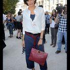 People tapis rouge defiles paris fashion week Ines de la Fressange