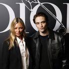 Kate Moss et Robert Pattinson