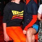 Noah Schnapp et Millie Bobbie Brown au défilé Calvin Klein
