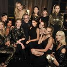 Les égéries L'Oréal à la soirée L'Oréal Gold Obsession