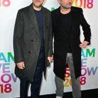 Guillaume Canet et Gilles Lellouch