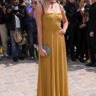 Karlie Kloss, au défilé Dior