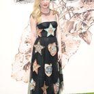 Kirsten Dunst, au défilé Dior