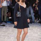 Natalie Portman, au défilé Dior