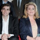 People festival cannes photocall le sauvage deneuve valentin montand