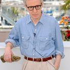 People festival cannes photocall woody allen