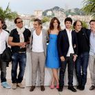 People festival cannes photocall garcons polisse