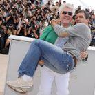 People festival cannes photocall Pedro Almodovar Antonio Banderas