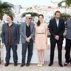 """L'équipe du film """"De rouille et d'os"""" présenté en compétition officielle"""