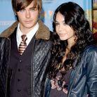 Vanessa Hudgens partage avec lui l'affiche de la saga « High School Musical »