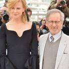 Steven Spielberg et Nicole Kidman