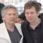 Mathieu Amalric et Roman Polanski