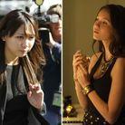 Rachel Lee (jouée par Kathie Chang)