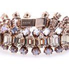 Bracelet avec cristaux Marni