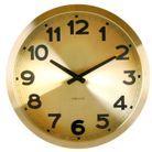 Horloge dorée Fleux