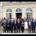 La parité au gouvernement en France