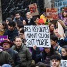"""""""Des réformes avant qu'on soit morte"""""""