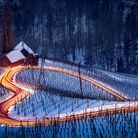 Une route romantique