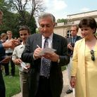Societe diaporama DSK anne sinclair ministre