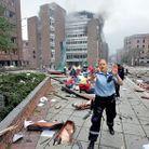 Societe actualite attentat norvege oslo apres explosion police