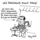 Caricature de Ray Clid
