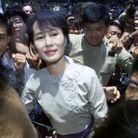 Aung San Suu Kyi de nouveau emprisonnée en 2003