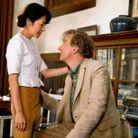 Le couple Aung San Suu Kyi et Michael Aris