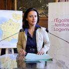 16 mai 2012 Cécile Duflot devient ministre ministre de l'Egalité des Territoires et du Logement