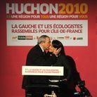 22 mars 2010 Cécile Duflot devient secrétaire générale des Verts