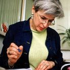 Anna Politkovskaïa.